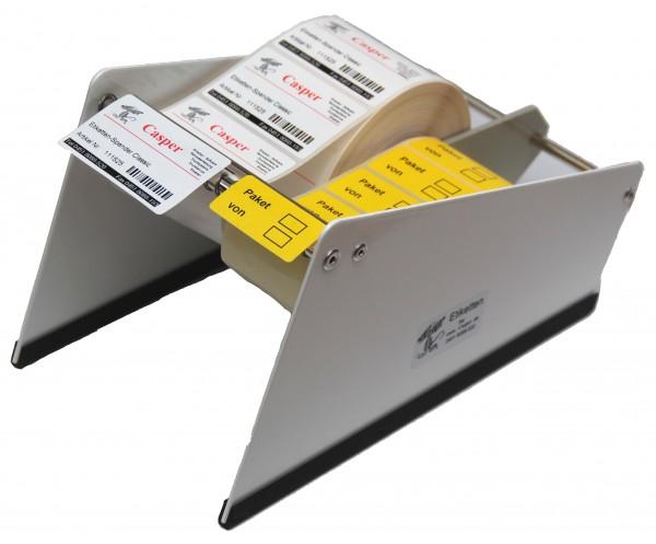 Etikettenspender Classic 65mm